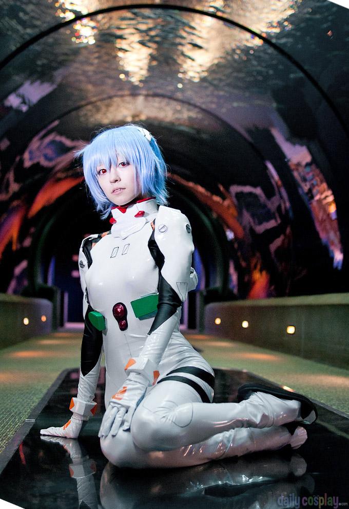 Rei Ayanami 綾波 レイ from Neon Genesis Evangelion 新世紀エヴァンゲリオン