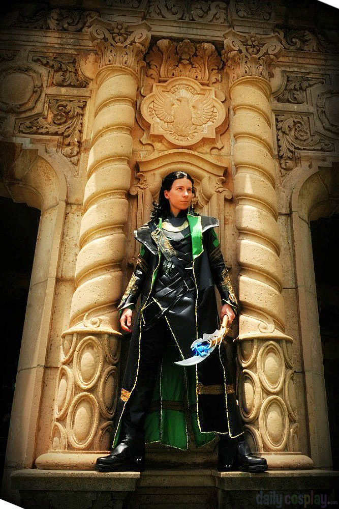 Loki from The Avengers