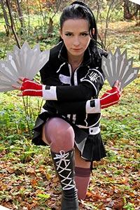 Suzuki Adelheid from Katekyo Hitman Reborn! 家庭教師ヒットマンREBORN!