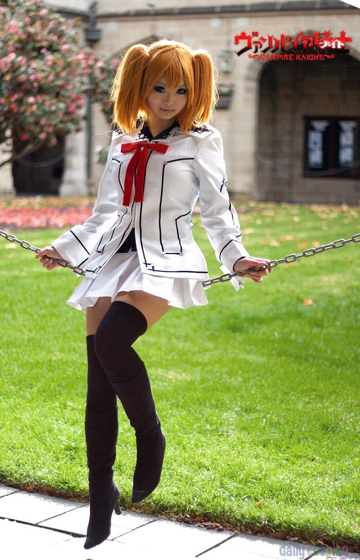 Rima Touya 遠矢 莉磨 from Vampire Knight ヴァンパイア騎士