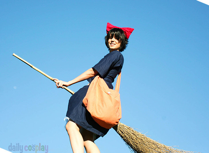 Kiki from Kiki's Delivery Service 魔女の宅急便
