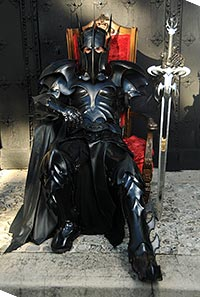 Medieval Bat Man / Lord Wayne from Medieval Alternate Universe