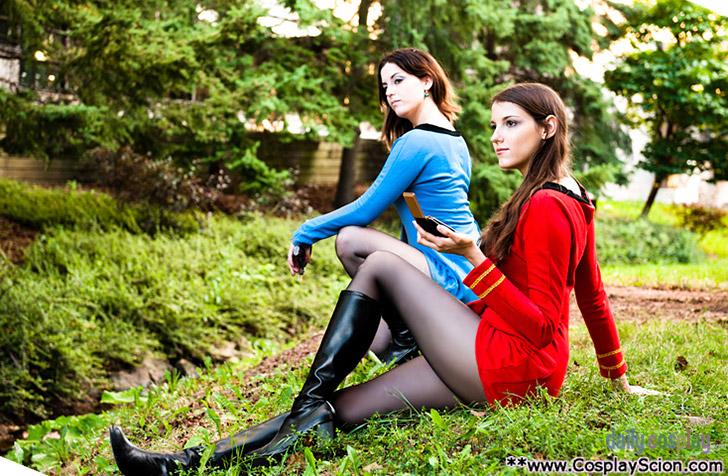 Starfleet Chief Engineer & Science Officer from Star Trek: TOS