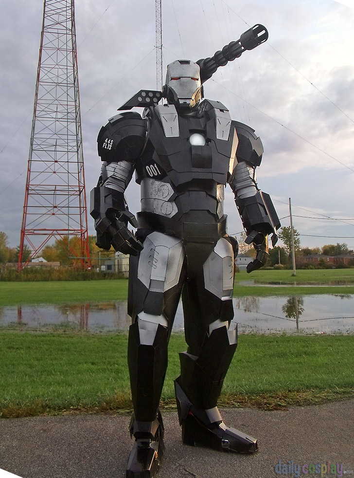 War Machine / James Rhodes from Iron Man 2