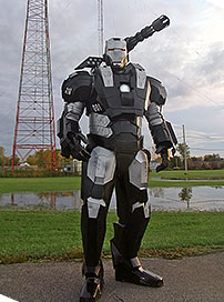 War Machine / James Rhodes from Iron Man 2