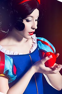 Snow White from Disney