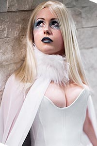White Queen / Emma Frost from X-Men