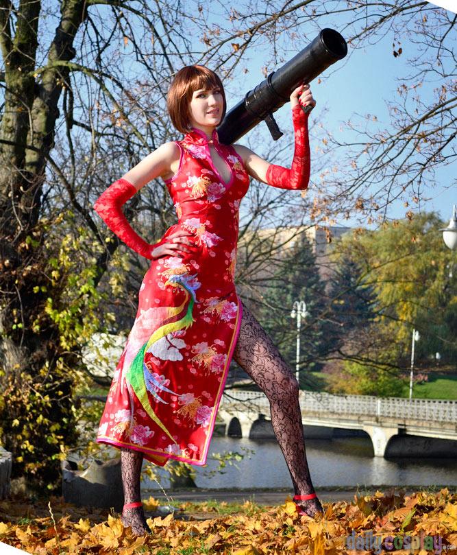 Anna Williams アンナ・ウィリアムズ from Tekken 5 鉄拳5