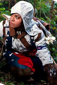 Connor Kenway / Ratonhnhaké:ton from Assassin's Creed III