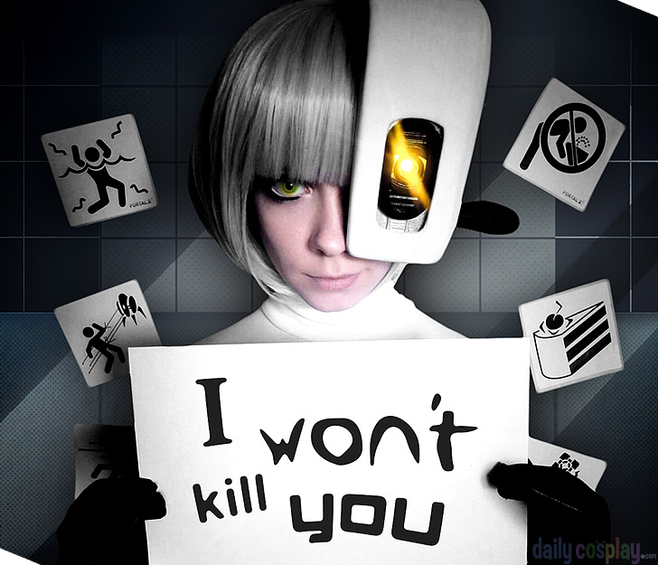 GLaDOS from Portal 2
