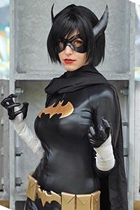 Black Bat from Batman