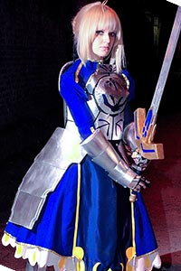 Saber / Arturia Pendragon from Fate/Zero フェイト/ゼロ