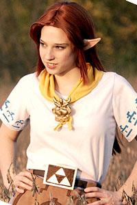 Malon マロン from Legend of Zelda: Ocarina of Time ゼルダの伝説 時のオカリナ