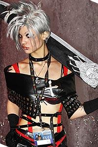 Paine パイン from Final Fantasy X-2 ファイナルファンタジーX-2