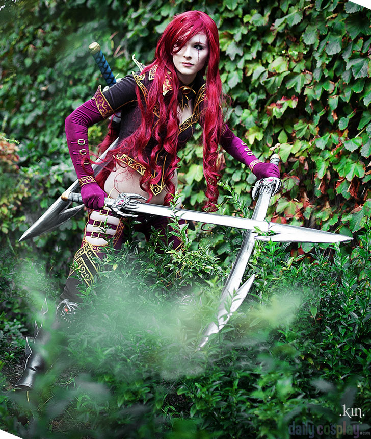 High Command Katarina from League of Legends
