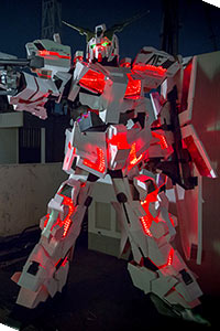 RX-0 Unicorn Gundam from Mobile Suit Gundam Unicorn 機動戦士ガンダムUC(ユニコーン)