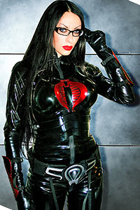 The Baroness from G.I. Joe