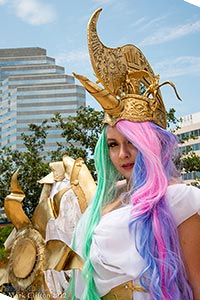Princess Celestia from My Little Pony: Friendship is Magic