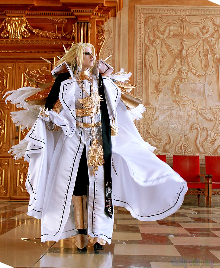 Cain Nightlord from Trinity Blood トリニティ・ブラッド