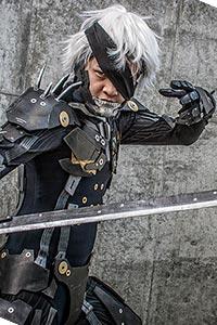 Raiden 雷電 from Metal Gear Rising: Revengeance メタルギア ライジング リベンジェンス