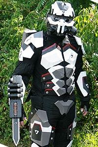Concept Capture Trooper from Killzone 3 / Guerilla Games / Andrejs Skuja