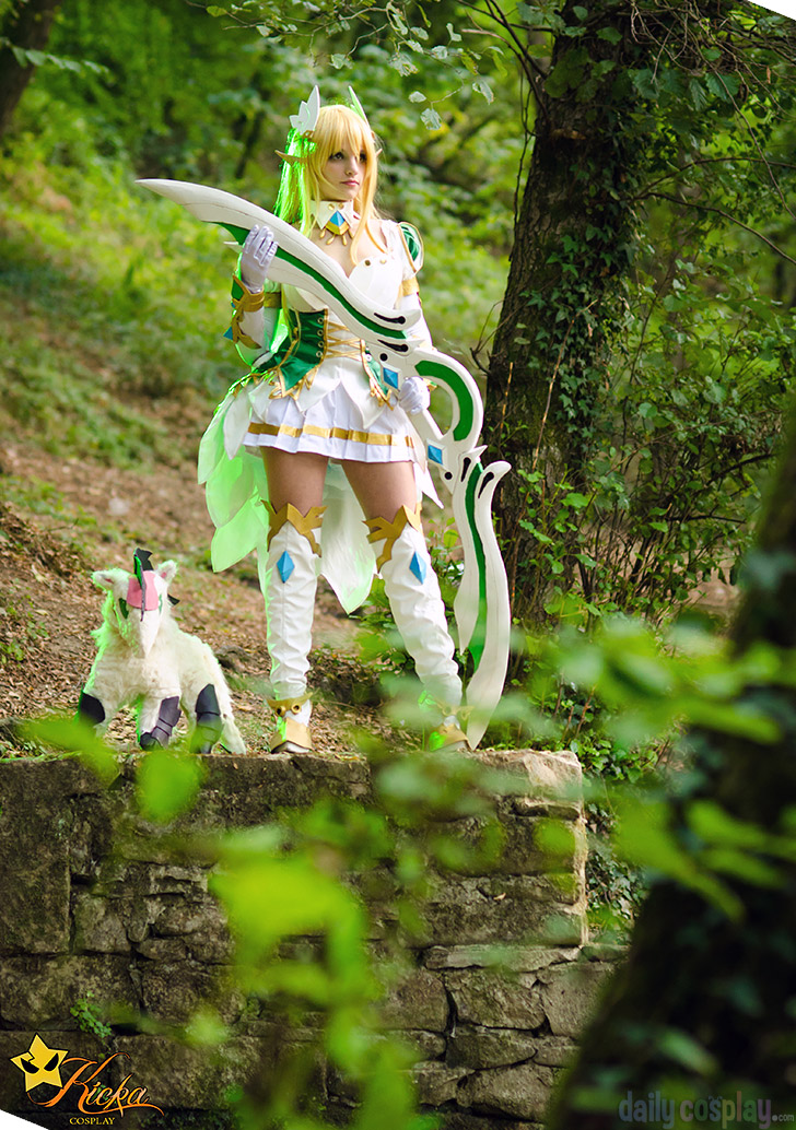 Rena Grand Archer from Elsword