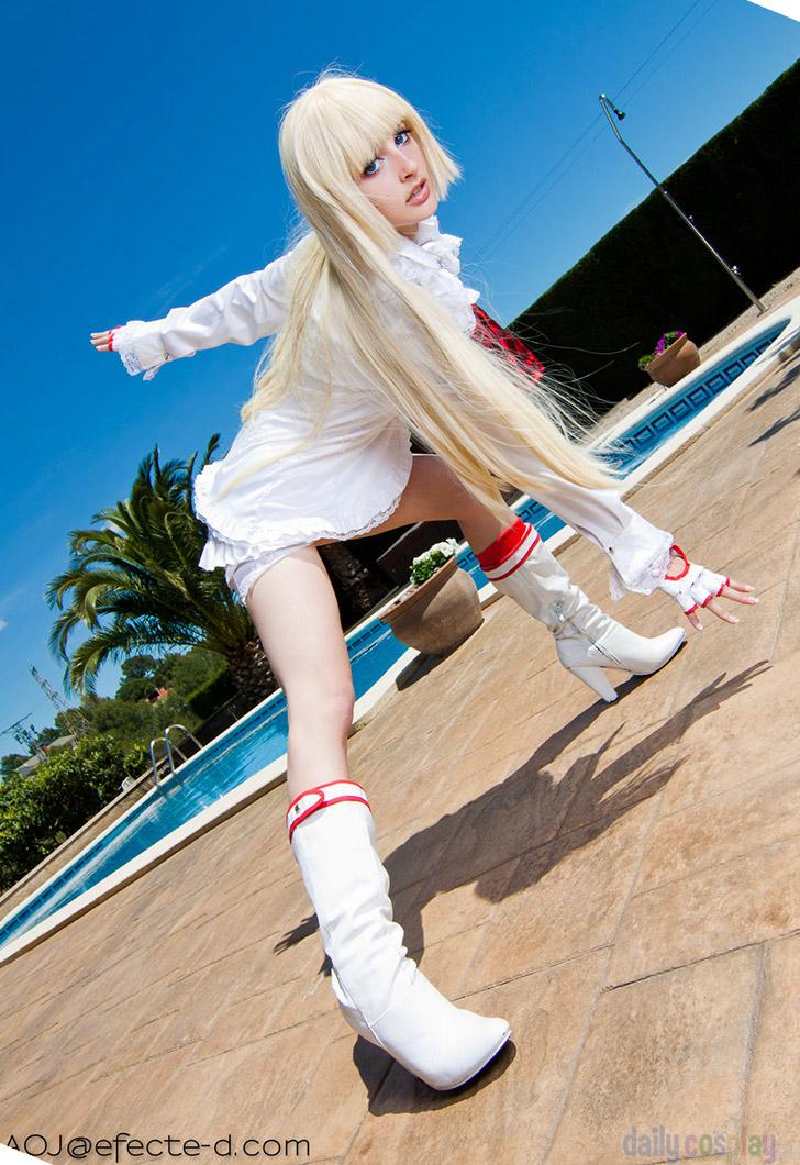 Lili Rochefort from Tekken 5: Dark Resurrection