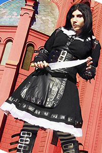 Alice Steampunk Dress from Alice: Madness Returns