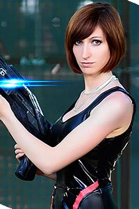 Commander Shepard from Mass Effect 3