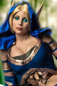 Ranger General Sylvanas Windrunner from World of Warcraft, Warcraft III