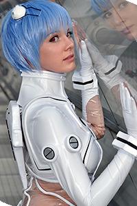 Rei Ayanami plugsuit from Neon Genesis Evangelion