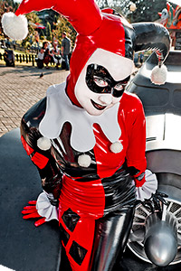 Harley Quinn from Batman: The Animated Series