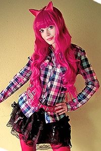 Pinkie Pie from My Little Pony: Friendship is Magic