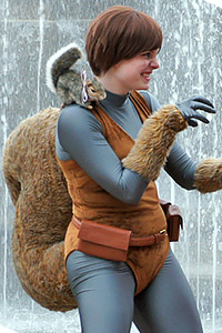 Squirrel Girl from Marvel Comics / Great Lakes Avengers