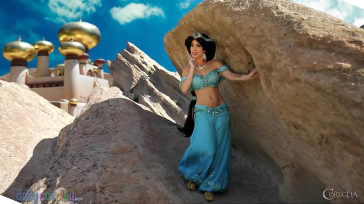 Princess Jasmine from Aladdin