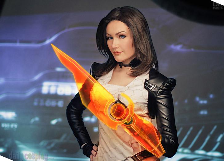 Miranda Lawson from Mass Effect