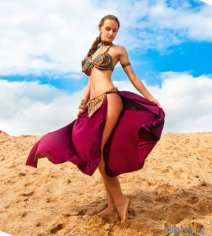 Slave Leia from Star Wars Episode VI: Return of the Jedi