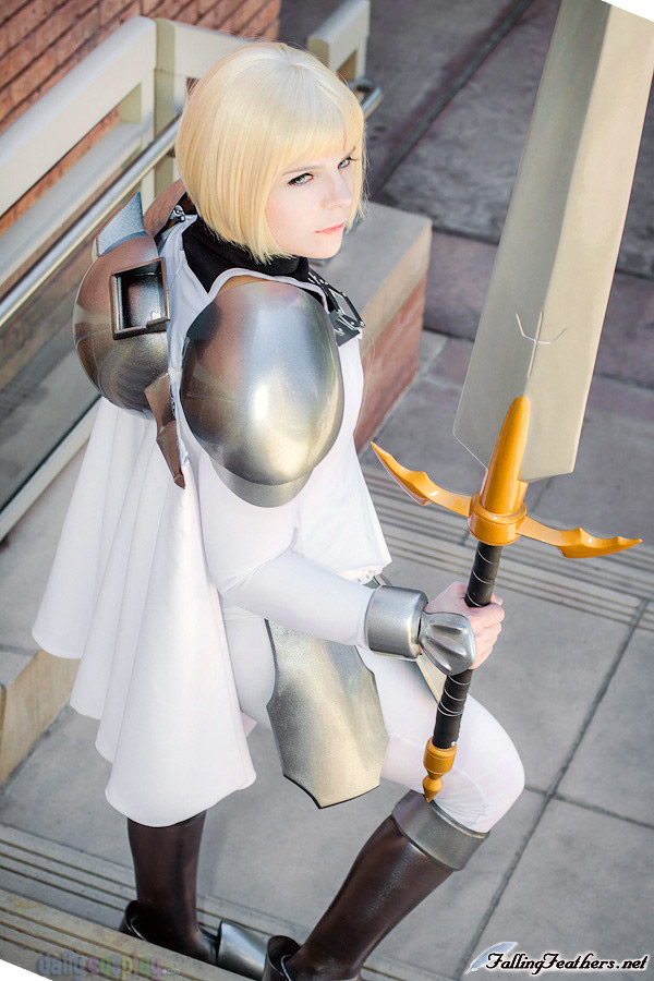 Clare クレア from Claymore クレイモア