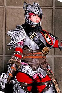 Hildegard von Krone ヒルデガルド・フォン・クローネ from Soulcalibur V ソウルキャリバーV
