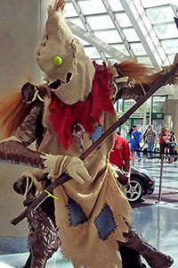 Fiddlesticks from League of Legends