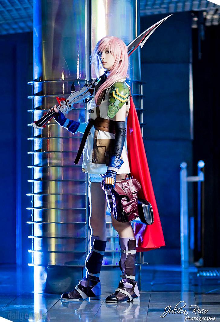 Lightning ライトニング from Final Fantasy XIII ファイナルファンタジーXIII