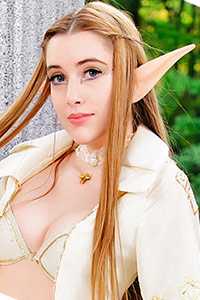 Elf from Lineage II