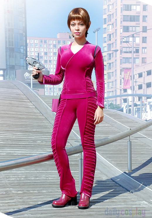 T'Pol from Enterprise