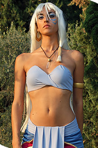 Kida from Atlantis: The Lost Empire