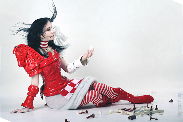 Alice Checkmate from Alice: Madness Returns