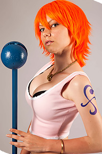 Nami ナミ from One Piece: Pirate Warriors ワンピース海賊無双