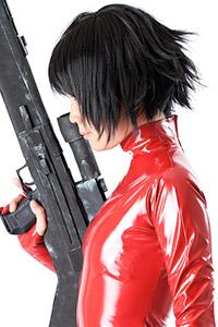 O-ren Ishii from Kill Bill