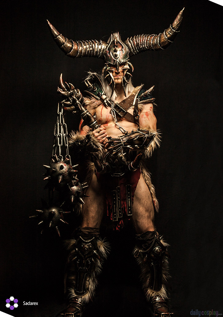 Barbarian from Diablo III