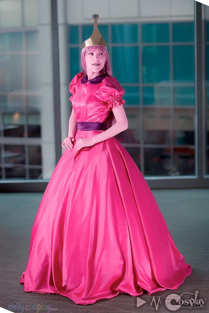 Princess Bonnibel Bubblegum from Adventure Time
