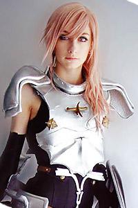 Lightning ライトニング from Final Fantasy XIII-2 ファイナルファンタジーXIII-2